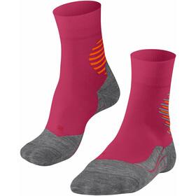 Falke RU4 Offcircle Running Socks Women rose